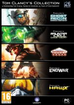 Tom Clancy Collection (5 game pack, incl