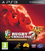 Rugby Challenge 2 - Lions Tour