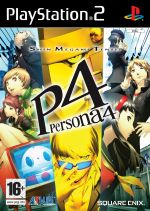 Shin Megami Tensei: Persona 4 [Soundtrack CD Included]