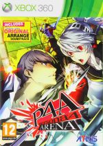 Persona 4 Arena [Music CD Included]