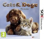 Cats & Dogs - Pets At Play