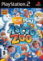 Eye Toy Play Astro Zoo (no camera)