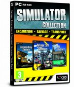 Salvage, Excavation and Transport Simula