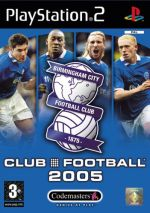 Birmingham City Club Football 2005