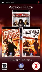 Action Pack: Prince of Persia: Revelations + Driver '76 + Rainbow Six Vegas