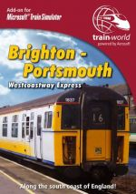 Brighton to Portsmouth W'coast Express
