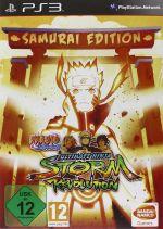 Naruto Shippuden: Ultimate Ninja Storm Revolution Samurai Ed W/Statue
