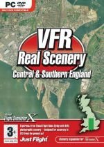 VFR Scenery: Central & Southern England