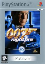 James Bond 007: Nightfire [Platinum]