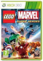 Lego: Marvel Super Heroes (No Toy)