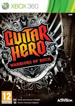 Guitar Hero - Warriors Of Rock (Solus)
