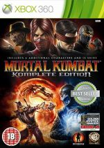 Mortal Kombat (18) 2011 Komplete Ed