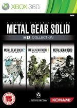 Metal Gear Solid HD Collection [Classics HD]