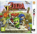 Legend Of Zelda: Tri Force Heroes