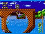 Sonic The Hedgehog for Mega Drive