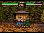 Virtua Fighter 2 for Mega Drive