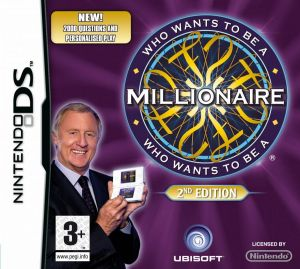 Who Wants To Be a Millionnaire? 2 for Nintendo DS