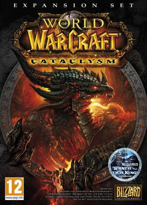 World Of Warcraft: Cataclysm for Windows PC