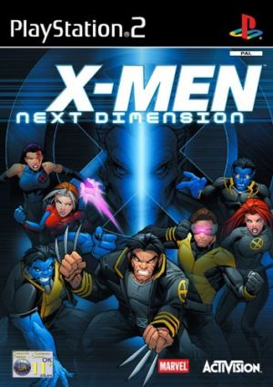 X-Men Next Dimension for PlayStation 2