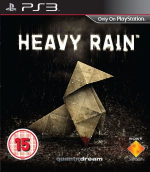 Heavy Rain (15) for PlayStation 3
