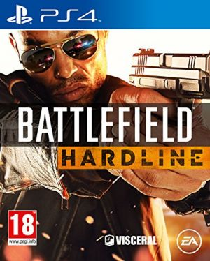 Battlefield: Hardline for PlayStation 4