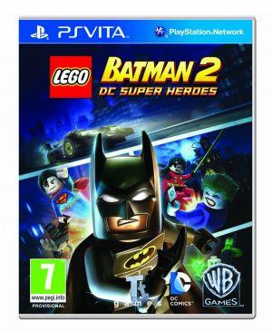 Lego Batman 2 (No Toy) for PlayStation Vita