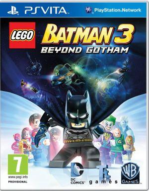 LEGO Batman 3: Beyond Gotham for PlayStation Vita