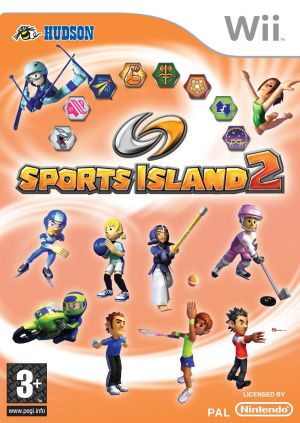 Sports Island 2 for Wii