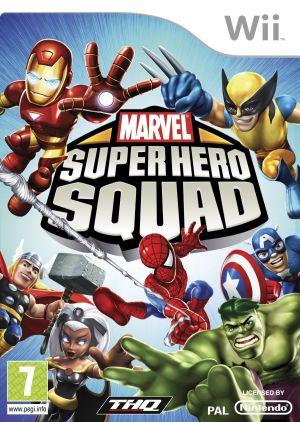 Marvel Super Hero Squad for Wii