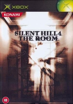 Silent Hill 4 - The Room for Xbox