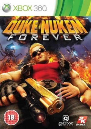 Duke Nukem Forever for Xbox 360