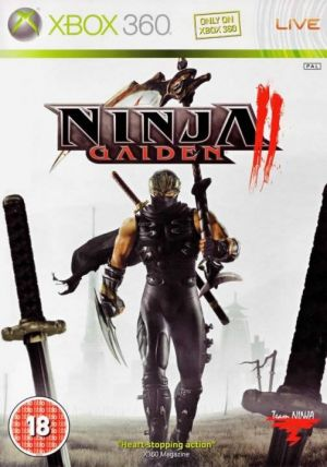 Ninja Gaiden II for Xbox 360