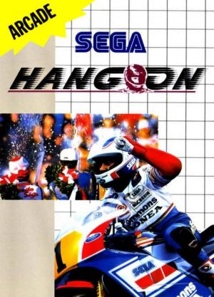 Hang On for Master System