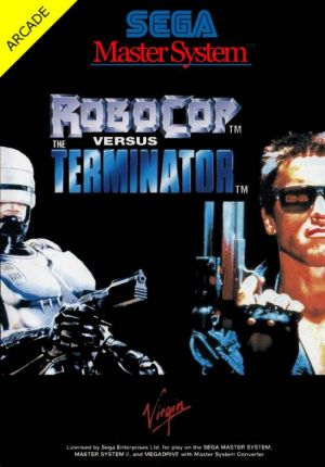RoboCop Versus The Terminator for Master System
