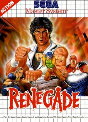 Renegade for Master System