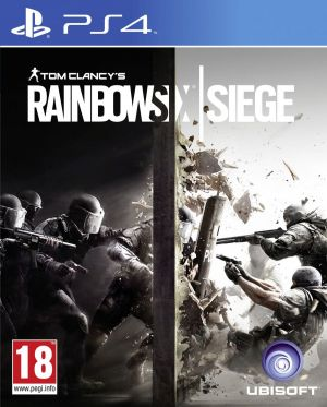 Rainbow Six Siege for PlayStation 4
