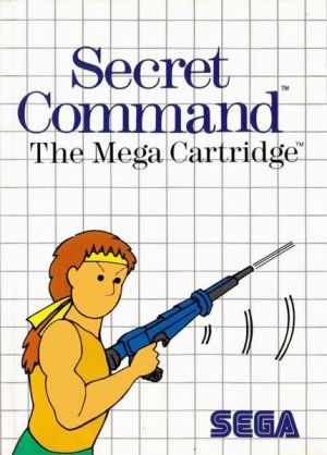 Secret Command for Master System
