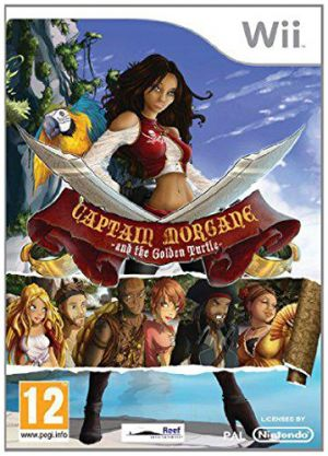 Captain Morgane and the Golden Turtle for Wii