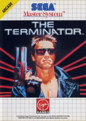 The Terminator for Master System