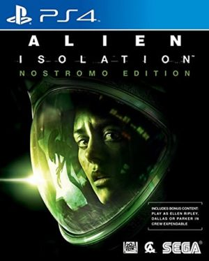 Alien Isolation [Nostromo Edition] for PlayStation 4