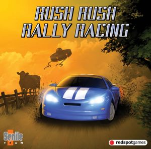Rush Rush Rally Racing for Dreamcast