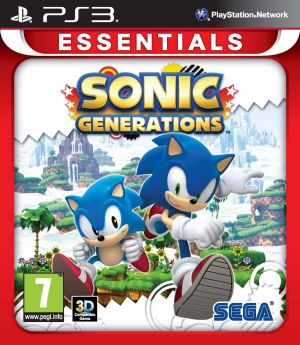 Sonic Generations [Essentials] for PlayStation 3
