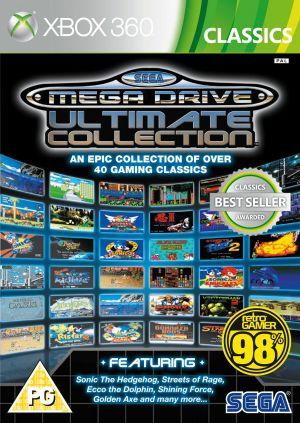 Sega Mega Drive Ultimate Collection [Classics] for Xbox 360
