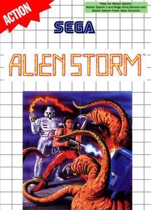 Alien Storm for Master System