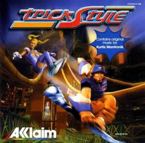 TrickStyle for Dreamcast