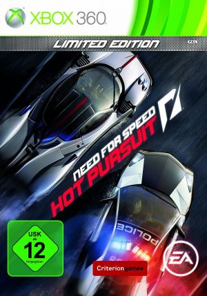 Need for Speed - Hot Pursuit [German Version] for Xbox 360