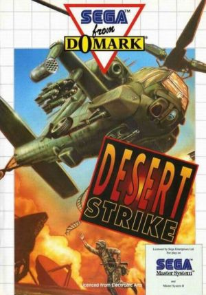 Desert Strike for Master System