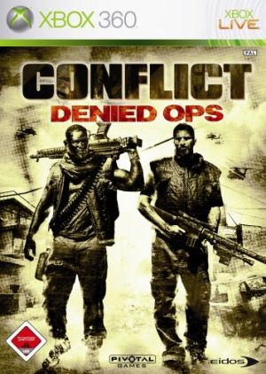 Conflict: Denied Ops for Xbox 360