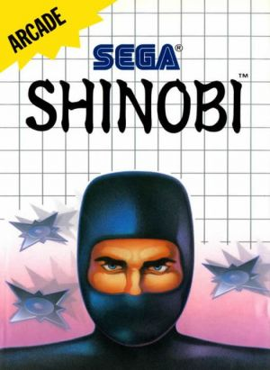 shinobi sega how to kill first boss