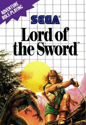 Lord of the Sword for Master System